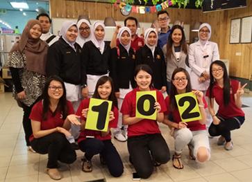 2017复活节传爱捐血运动