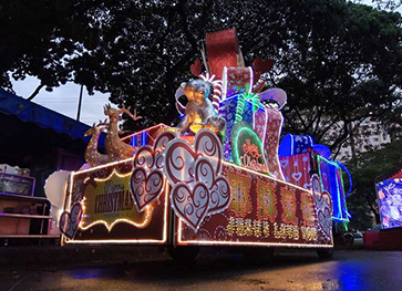 2017圣诞文化街
